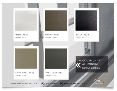 Euro-Series-color-chart